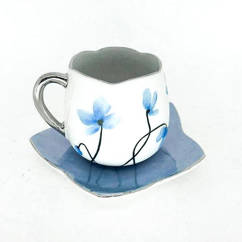 Xícara de Chá Tulipa