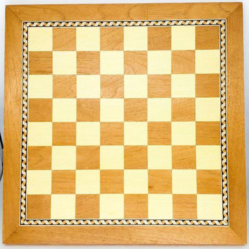 Tabuleiro para Xadrez ou Dama - Grande