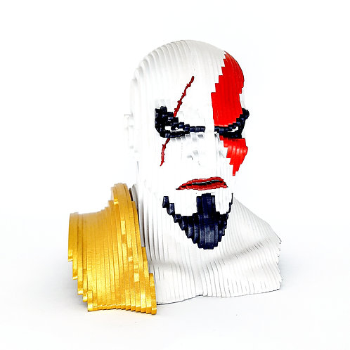 Busto Kratos Novo