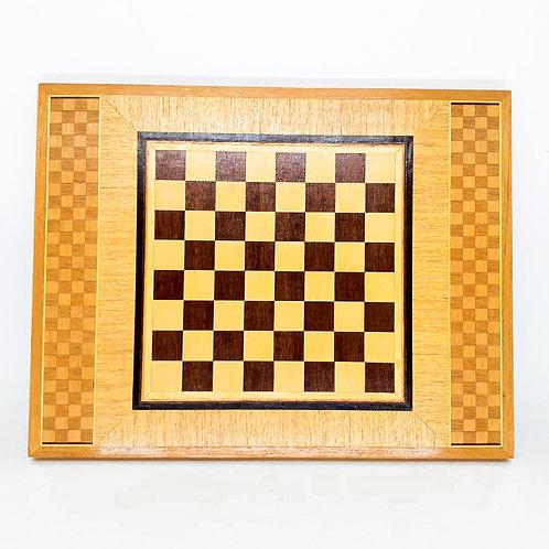 Tabuleiro para Xadrez ou Dama - Pequeno