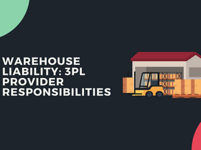 Understanding 3PL Warehouse Insurance and Liability