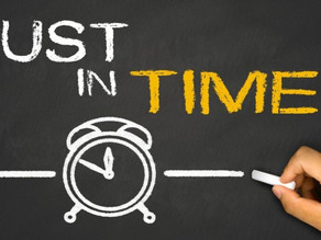 The Benefits of Just In Time (JIT) For Small Businesses: A Quick Guide - Part 1