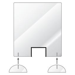 透明膠板 適合於 食堂 商店 藥房 Sneeze guard Covid 19