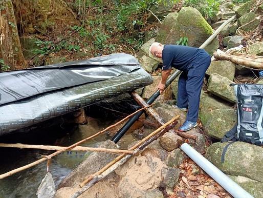 Penduduk guna air bukit, kerajaan perlu beri peruntukan paip rumah ke rumah - ADUN Senggarang