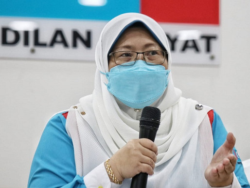 Indeks gender Malaysia corot: Wanita KEADILAN lancar Pelan Tindakan Gender Negara