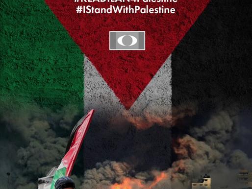 KEADILAN gesa kempen selamatkan Gaza secara atas talian