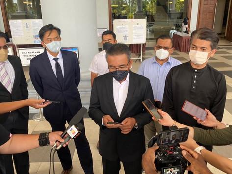 PH cabar pembubaran DUN Melaka di Mahkamah Tinggi
