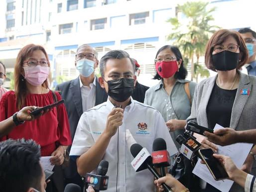 Pendedahan Hamid Bador: Polis mesti siasat segera, Muhyiddin perlu nyatakan pendirian