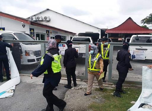 Sita pejabat DUN: Rakyat Gombak tolak pengkhianat, jangan cari simpati