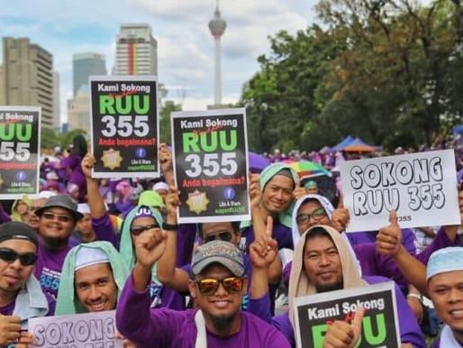 Undi Pas Tidak Jamin Islam Didaulatkan