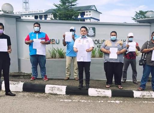 Sogokan politik: AMK Kedah buat laporan polis ke atas Muhyiddin