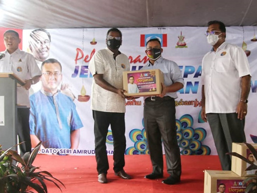 Jelajah Deepavali Selangor bergerak ke 22 Cabang KEADILAN