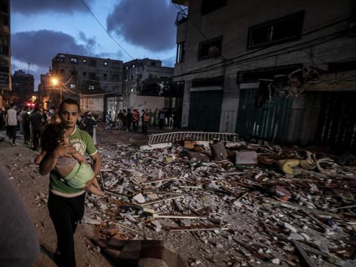 Tingkatkan kempen media sosial kecam keganasan Israel - NGO