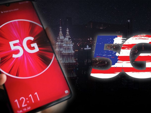 Spektrum 5G: Malaysia terlampau bijak, tubuh syarikat, pinjam RM15 bilion