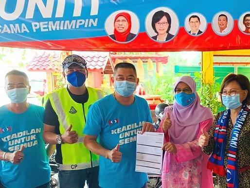 260 anggota, 5 Ranting baharu ditubuhkan di Ampang