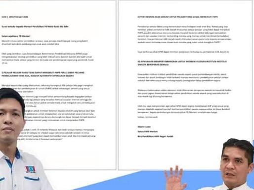 Cari kaedah alternatif elak keciciran pelajar tidak dapat ikuti PdPR - AMK Kedah