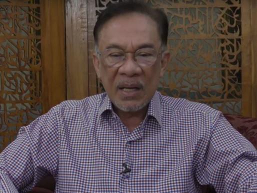 PKPB: 'Apa salah runding dengan negeri, jangan jadi Donald Trump' - Anwar