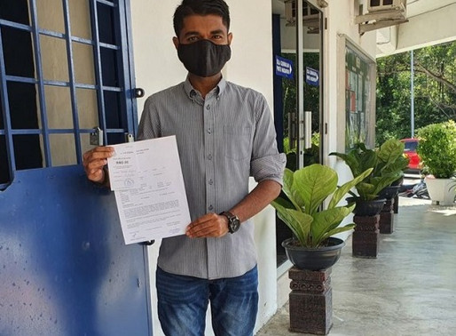 Sogok jawatan: Siasat segera Muhyiddin - AMK Melaka