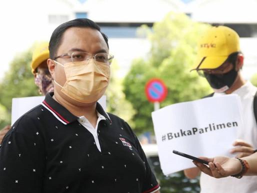 Terus nafi hak Undi 18: Demontrasi 'Bersih 6' pilihan terakhir - Ketua Pemuda PH