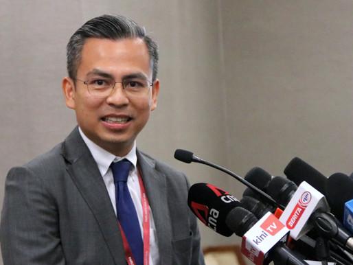 Fahmi Fadzil raih sumbangan RM90,000, bantu warga Lembah Pantai