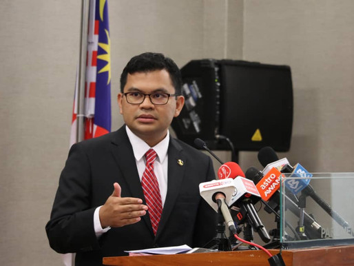 Kerajaan bazir RM2.3 juta bayar gaji kakitangan duta bertaraf menteri