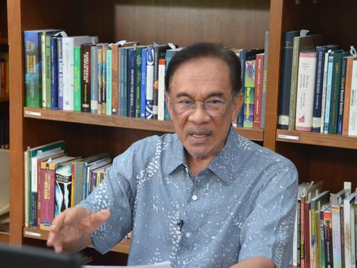 Pentadbiran PH tingkatkan Indeks Kebebasan Media - Anwar