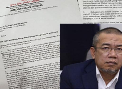 Umno, PPBM berebut Mersing, KEADILAN tawar calon terbaik