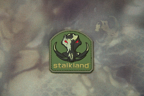 StalkLand Hog Skull Patch