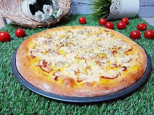 Пицца гавайская, 35 см.,600 г.