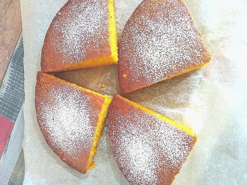 Пирог морковный,600г.