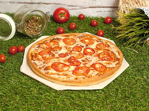 Пицца маргарита, 35 см.,600 г.