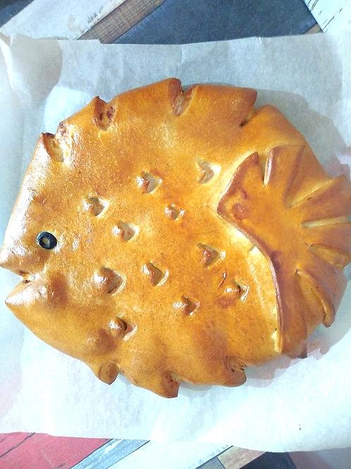 Рыбка красная,1кг.
