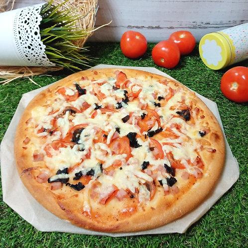 Пицца итальянская, 35 см.,600 г.