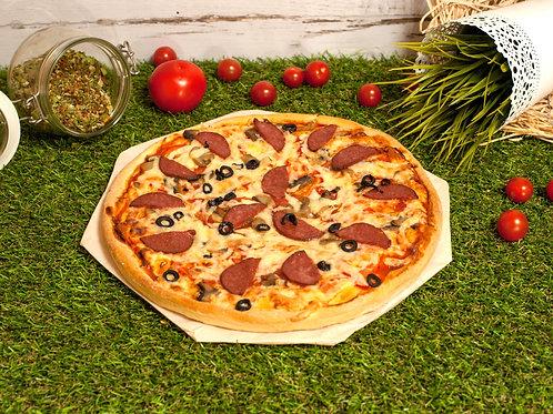 Пицца манхеттен, 35 см.,600 г.