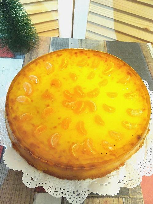 Мандариновый тарт