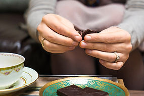 Mindful Chocolate Tasting Workshop Promo
