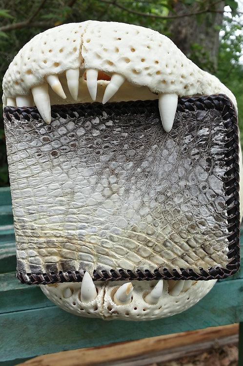 Alligator belly Wallet