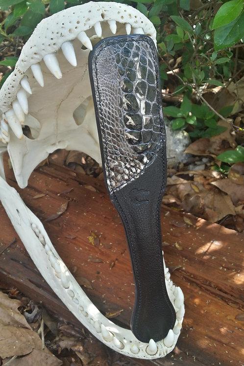 BDSM Alligator paddle