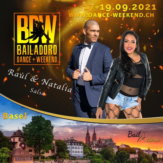 Raul y Natalia