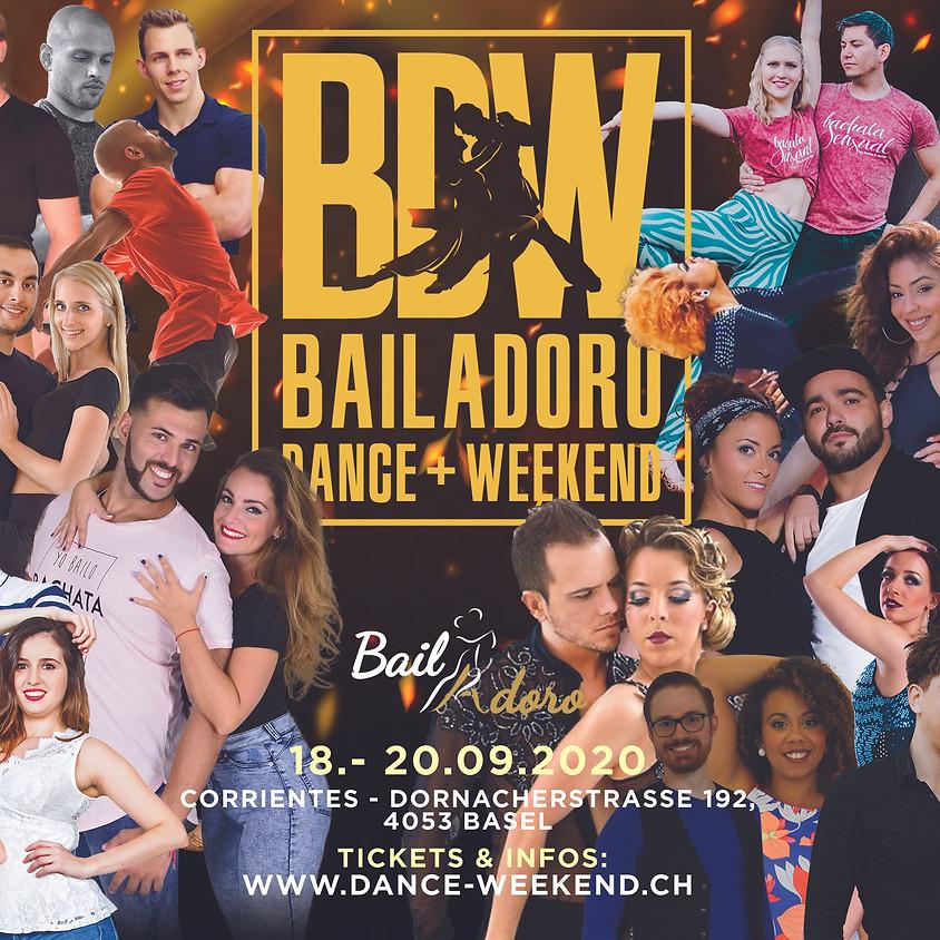 BAILADORO DANCE WEEKEND 2020