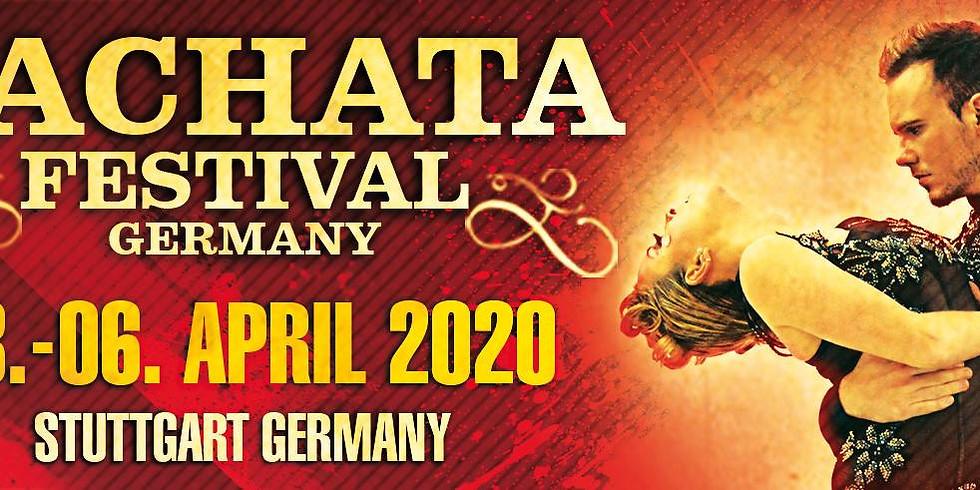 Bachatafestival Germany 2020
