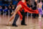 dancers athletes man and woman dancing l