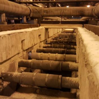 Ultra-Fill tunnel furnace