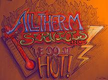Alltherm Alternate Logo