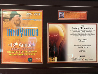Society of Innovator Award