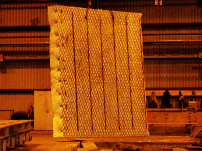 fiber wall