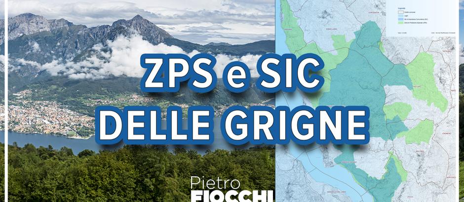 ZPS E SIC DELLE GRIGNE