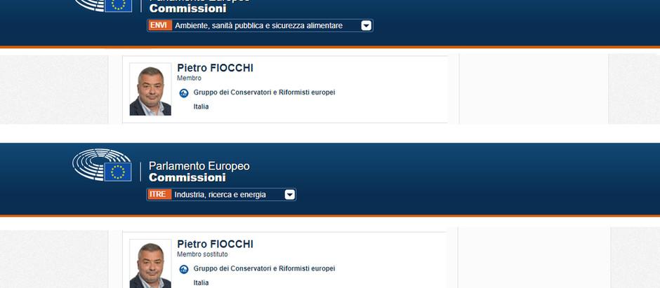 Pietro Fiocchi in Commissione Ambiente