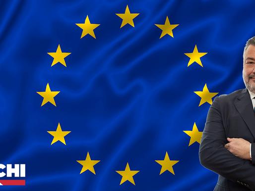La mia missione in Europa