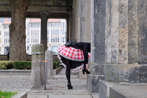 Stuck in Berlin